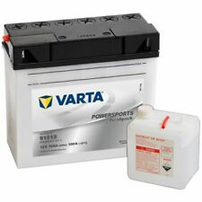 Varta Sealed &Charged Motorcycle Battery Powersports Freshpack 51913 for BMW