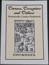 NORTHWICH TOWN HISTORY Medieval Cheshire 17th Century People Buildings Civil War