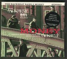 THE BACKBEAT BAND Money CD SINGLE IN SLIP CASE BEATLES AFGHAN WHIGS