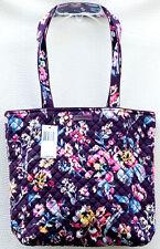Vera Bradley Iconic Tote Bag in Indiana Rose. Handbag Tote Shoulder bag.  NWT