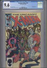 Uncanny X-Men #192 CGC 9.6 1985 Marvel Comic Magus App: New Frame