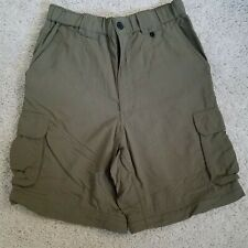 Boy Scouts of America Switchback Shorts Large Youth Official Uniform Green