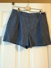 Club Monaco Women Pergie High Waisted Short