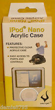 VERGE iPod Nano Clear Acrylic Protective Case - S0907300 NEW