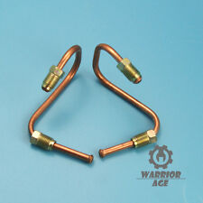 A Pair of LH & RH Brake Pipe Line For VW Passat B5 1998-2005 AUDI A4 A6