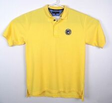 Mens Tommy Hilfiger Cotton SS Golf Polo Shirt 2005 US Open Pinehurst Logo sz XL