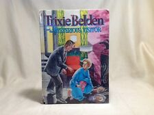 Trixie Belden And The Mysterious Visitor Julie Campbell Mary Stevens 1954 GUC