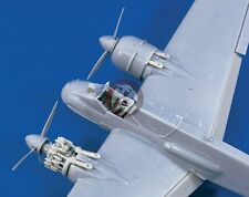 Verlinden 1/48 Henschel Hs 129 B-2 Detail Set (for Hasegawa) [Resin Update] 1551