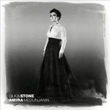 AMIRA MEDUNJANIN - SILK & STONE NEW CD