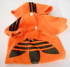 Dog Puppy clothes Orange XL