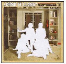 Albert Hammond Jr - Como Te Llama NEW CD