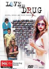 Love is the Drug * NEW DVD * Daryl Hannah Lizzy Caplan Jenny Wade