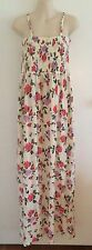 NWT Target Free Fusion Maxi Roses Floral dress Size 8
