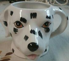 Dalmation Ceramic Mug Coffee Cup Msr Unused