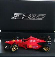 FERRARI F310 High Nose, Michael SCHUMACHER, F1 Modelcar EXCLUSIV VIP-Edition