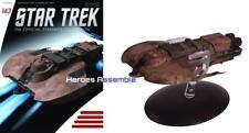 STAR TREK STARSHIPS COLLECTION #143 MERCHANTMAN SHIP EAGLEMOSS NEW (141 142)