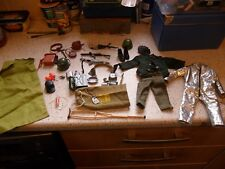 Vintage - Action Man Clothing And Equipment - Bundle