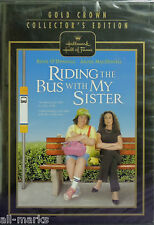 "Hallmark Hall of Fame ""Riding the Bus With My Sister""  DVD - New & Sealed"