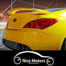 SPEC GT Trunk Wing Spoiler Unpainted For Hyundai Genesis Coupe 2011 2014