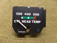 GOOD PIPER PA-23-250 C AZTEC CYLINDER HEAD TEMP GAUGE  6401143