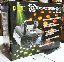 Chauvet OBSESSION LED Pro DJ Club Continuous Rotating Moonflower LED Effect
