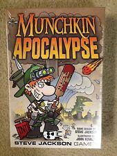 Munchkin Apocalypse by Steve Jackson Games