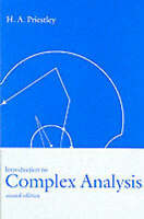 Introduction to Complex Analysis by Priestley, H. A. (Reader in Mathematics, Mat