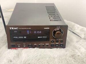 TEAC DR-H300 DVD Receiver/Amplifier Read Description!!