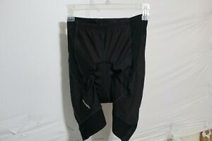 Louis Garneau CB Carbon 2 Cycling Shorts Men's Medium Black Retail $149.99