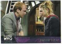 2016 Topps Doctor Who Timeless Trading Card #42 Father's Day