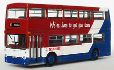 25812 EFE 1 Door Daimler Fleetline DMS Double Deck Bus Cumberland 1:76 Diecast