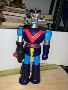 Mazinga Fabianplastica Mattel Mini Jumbo Originale Shogun Warriors Robot