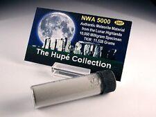 Legendary NWA 5000 Lunar Meteorite Moon Rock 10.0 grams Pure Dust