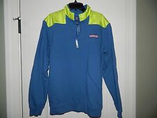 Men's Vineyard Vines Blue Pullover Size XS-NWT