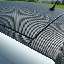 3D Carbon Fiber Black Vinyl Film Diagonal Sheet Sticker for Car iPhone4 Wrap