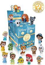 2 Blind Boxes -Disney Princess and sidekicks Funko Mystery Minis Vinyl Figures