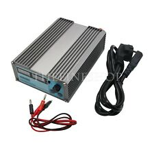 Adjustable Variable DC Power Supply Digital Precision Lab Grade With Cable