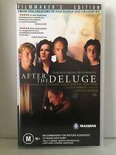 AFTER THE DELUGE~DAVID WENHAM,HUGO WEAVING,RACHEL GRIFFITHS~BRAND NEW VHS VIDEO