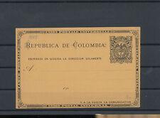 557577 / Kolumbien Ganzsache