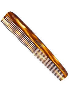 Kent 9T Handmade Sawcut Professional Styling Coarse Fine Large Pocket Comb