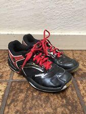 Yonex Power Cushion 85Ltd Badminton Shoes Black Red Women's Size 6 4.5 Uk 3.5