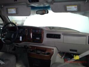 2002 GMC Savana 2500 Van SPEEDOMETER INSTRUMENT CLUSTER GAUGES