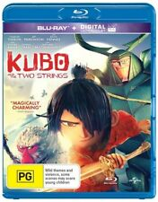 Kubo And The Two Strings (Blu-ray) Adventure Family Animation - Art Parkinson