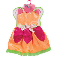 Fayla FAIRY Costume Groovy Girls 4-6 with detachable WINGS HALLOWEEN DRESS UP