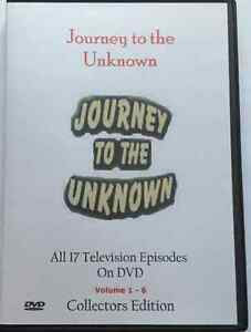 Journey to the Unknown  - All 17 Shows + Bonus Show - Sealed