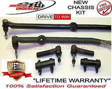 LIFETIME Drag Link Tie Rod Kit for Dodge Ram 2500 3500 4X4  2003 - 2008