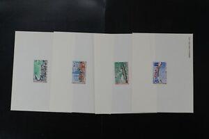 Senegal #279-82 1966 VF MNH proof set (v413)