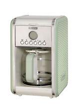 Macchina caffe' americano Ariete filtro Vintage verde 4 - 12 tazze 1342 - Rotex