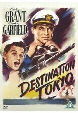 Destination Tokyo.New Sealed British Region 2 DVD.Cary Grant.