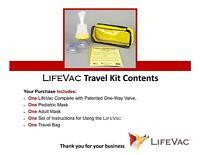 LifeVac Travel Kit